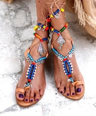 2019'un En Trend Sandalet Modelleri