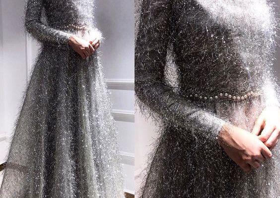 2019 Tesettür Abiye Nişanlık Modelleri