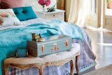 Yatak Odası İçin Vintage Dekorasyon Fikirleri
