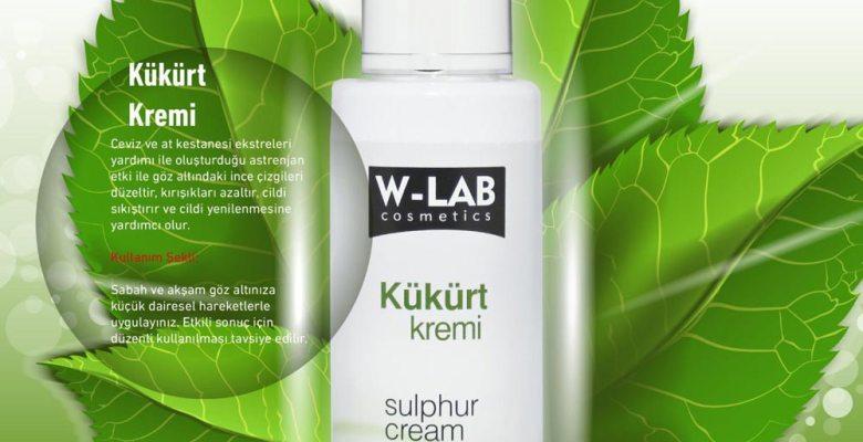 W-Lab Kükürt Kremi Nedir Ne İşe Yarıyor? Kullanıcı Yorumları