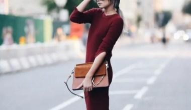 2020 Kışlık Elbise Modelleri  ve Kombinleri