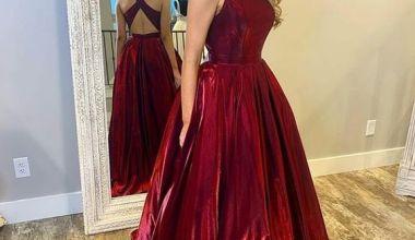 Bordo Abiye Elbise Modelleri ve Fiyatları