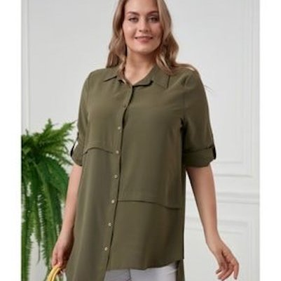 Önü Kısa Arkası Uzun Gömlek Modelleri – Fiyatları ve Kombinleri