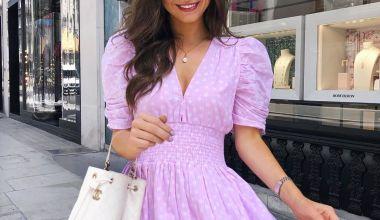 Şifon Elbise Modelleri ve Kombinleri
