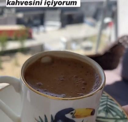 İnstagram İçin Fake Türk Kahvesi Story Örnekleri