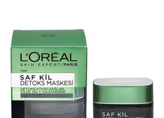 Loreal Paris Saf Kil Detoks Maskesi Nedir, Ne İşe Yarar, Kullanıcı Yorumları