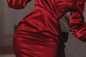 2021 Kırmızı Abiye Elbise Modelleri