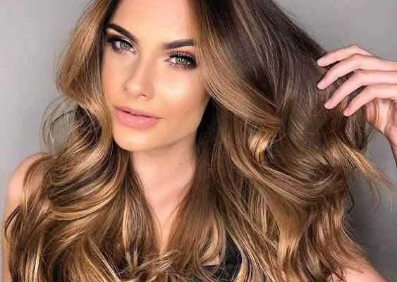 Altın Kumral Saç Rengi ve Modelleri