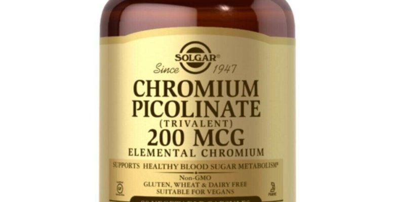 Chromium Picolinate Nedir, Ne İşe Yarar, Fiyatı ve Kullananların Yorumları