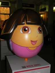 100. Dora the Explorer by Nick Jr