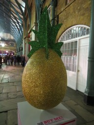 78. Egg Disguised as Pineapple by Sarah Kate Wilson