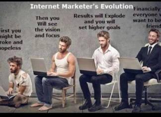 Internet Marketer Evolution