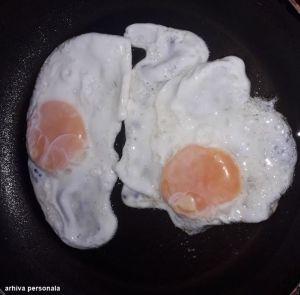 Ouă ochi făcute în casă