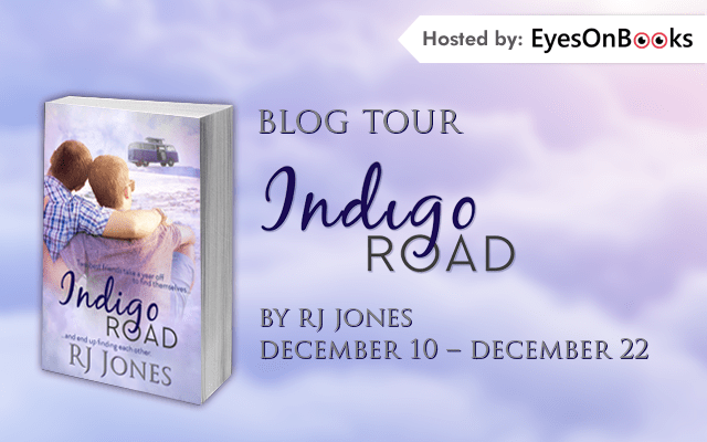 Indigo Road Tour Banner