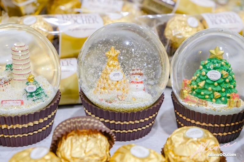 【7-11限定】金莎聖誕水晶球+GODIVA 熱巧克力,慢了等明年! - Alina 愛琳娜 嗑美食瘋旅遊
