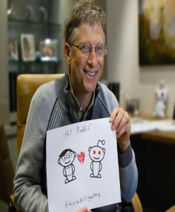 Alina Blagoi - Bill Gates