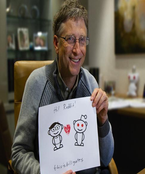 Cele 11 lectii despre scoala si viata de la Bill Gates