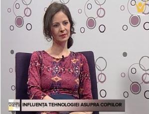 Emisiunea Provocarile Vietii la Speranta TV – Influenta tehnologiei asupra copiilor – 30.06.2015