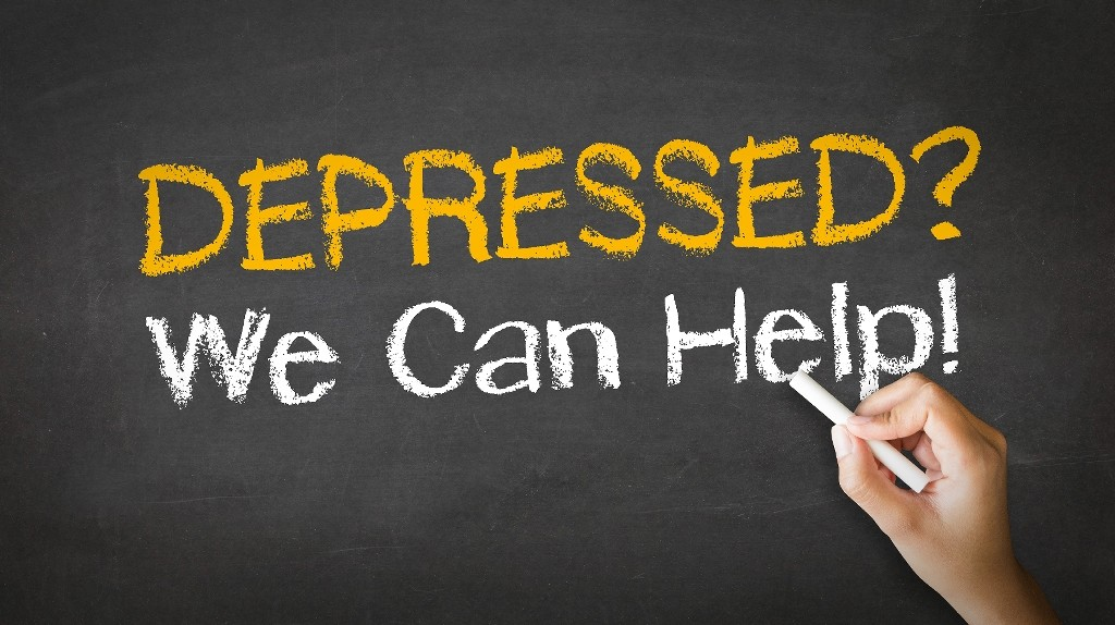 Depresia reactiva