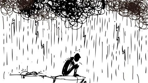 5 semne ale instalarii depresiei functionale. Iata prin ce se deosebeste de depresia obisnuita…