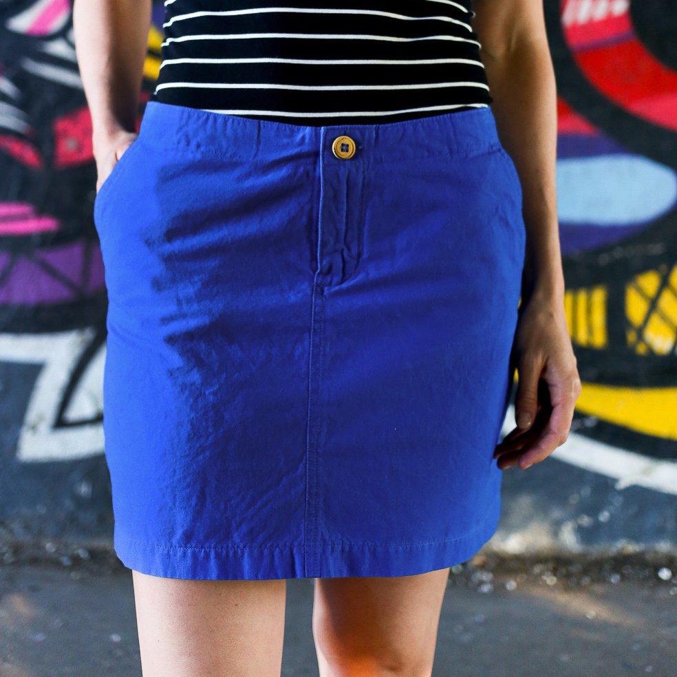 Chi-Town Chinos Skirt