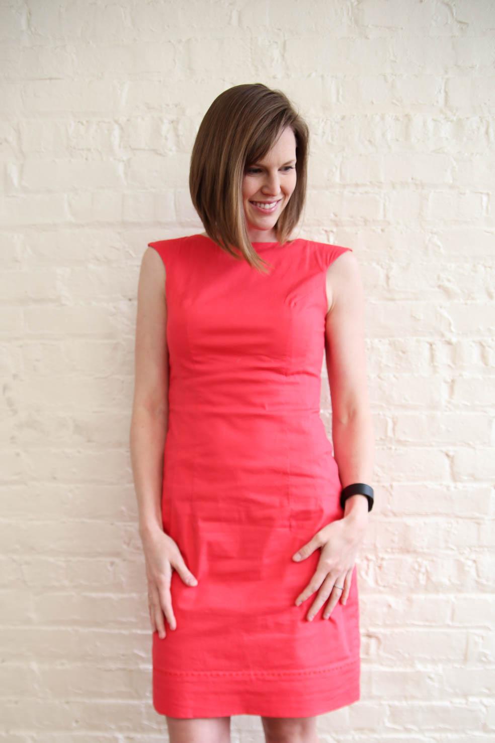 Savannah Sheath Dress