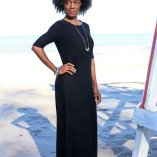 Panama Tee Dress Sewing Pattern