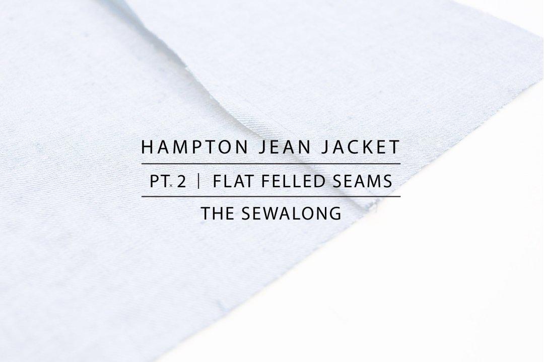 Hampton Jean Jacket Sewalong Pt. 2