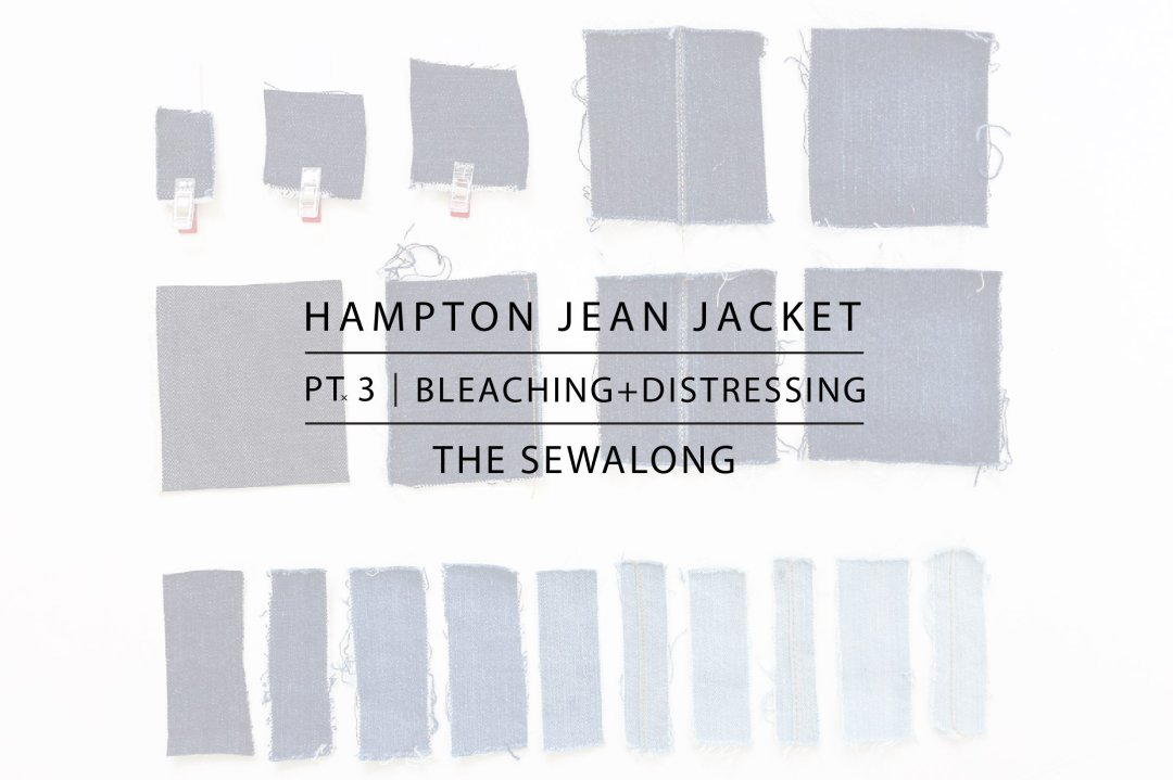 Hampton Jean Jacket Sewalong Pt. 3