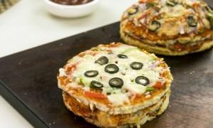 Pizza Burgheză