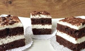 Prăjitură cu cremă de castane