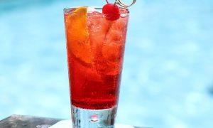 Cocktail Ocean Cherry