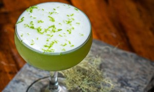 Cocktail Green Lime
