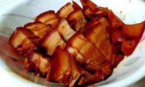 bacon condimentat la cuptor