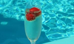 cocktail Blue Fresh