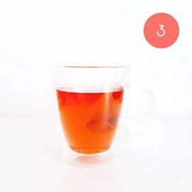 Un bon thé ou une infusion à boire à tout moment de la journée