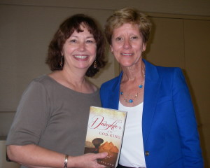 With Author Anne Cleeland