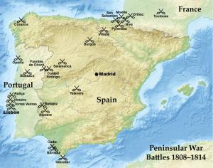 Battles of the Peninsular War 1808-1814