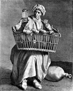 Brandy Peddler, by Paul Clacque