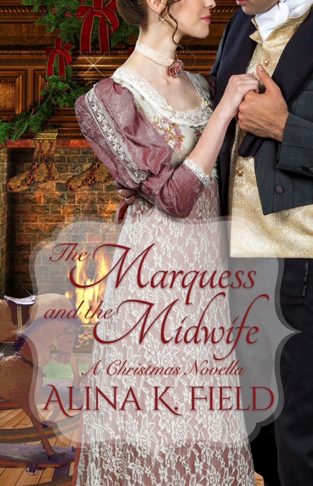 Book Cover: The Marquess and the Midwife