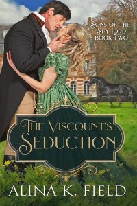 Book Cover: The Viscount's Seduction