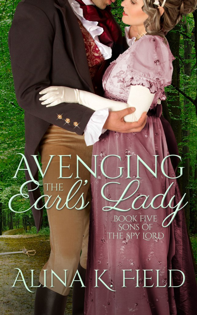 Book Cover: Avenging the Earl's Lady