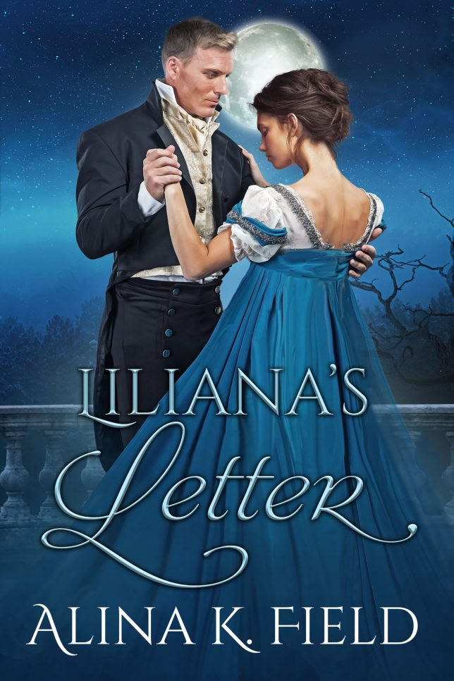 Book Cover: Liliana's Letter
