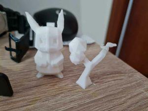 Filament demo imprimanta 3D Anycubic Vyper