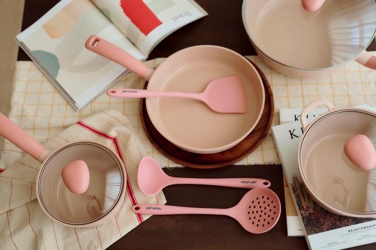 【團購】網美煮婦界大推NO.1品牌NEOFLAM -夢幻浪漫蜜桃雪酪鍋SHERBET系列