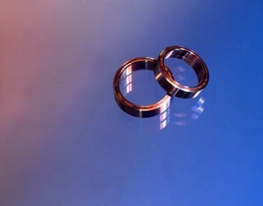 Wedding Rings. Wedding Photography by Alina Oswald.