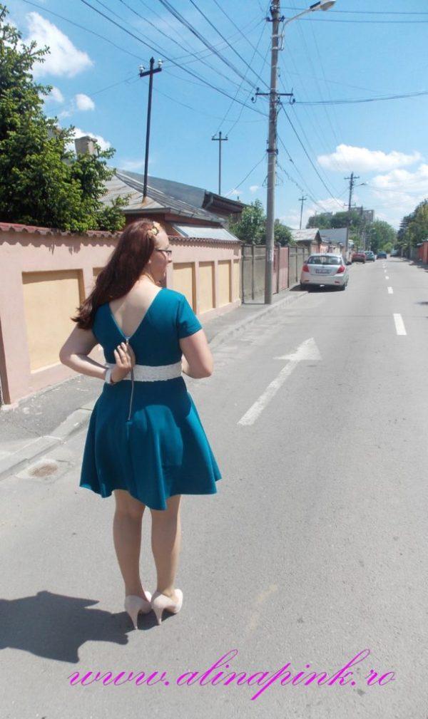 rochie verde7