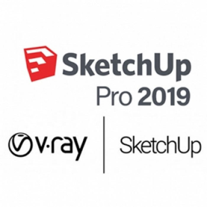 Read more about the article SketchUp Pro 2019 and V-Ray free download