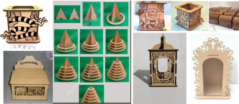 Read more about the article 3D Puzzle Pack Laser Cutting CNC Router