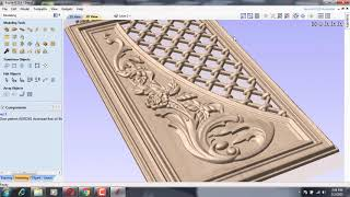 Read more about the article how to import STL file aspire and create machine toolpath